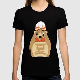 Natsu - Season bear Summer T-shirt