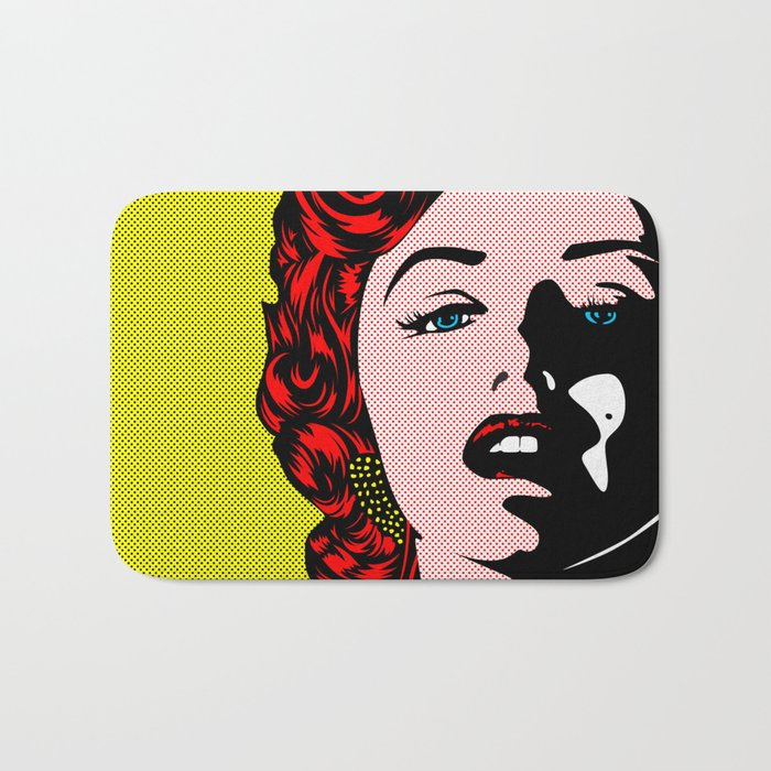 Marilyn01-3 Bath Mat