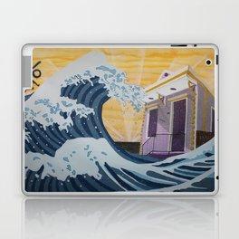 Through Hell & High Water Laptop & iPad Skin