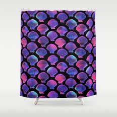 Shelly II Shower Curtain