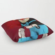 Pattryck van Tryck Floor Pillow