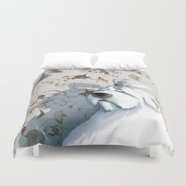 OES Duvet Cover