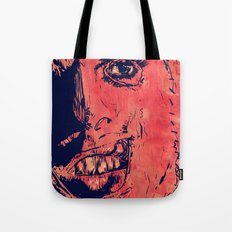 Icons: Leatherface Tote Bag