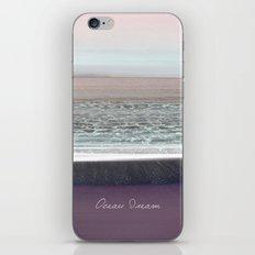 Ocean Dream II iPhone & iPod Skin