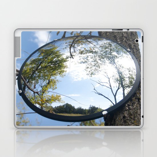Surveillance Tree #1 Laptop & iPad Skin