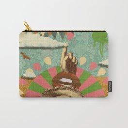 AFTERNOON PSYCHEDELIA Carry-All Pouch
