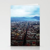 florence Stationery Cards featuring Florence by grrrenadine
