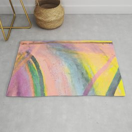 Inside the Rainbow 5 Rug