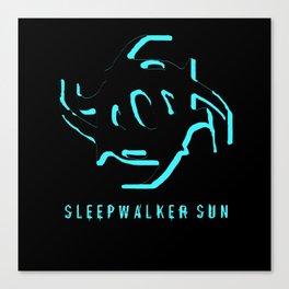 Sleepwalker Sun prog band Canvas Print