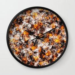 Thermal Wall Clock