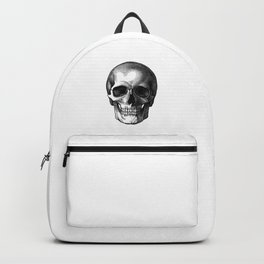 Head Skull Backpack