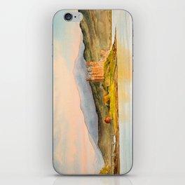 Eilean Donan Castle Scotland iPhone Skin