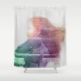 Estlandia Shower Curtain