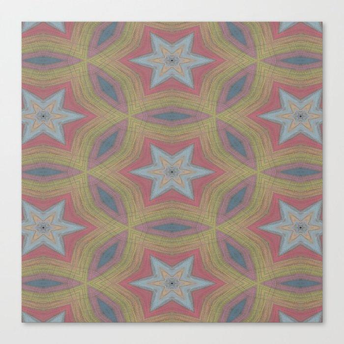 Ann Arbor chalk 6233 Canvas Print