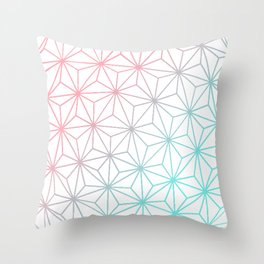 Geo Sphere Throw Pillow