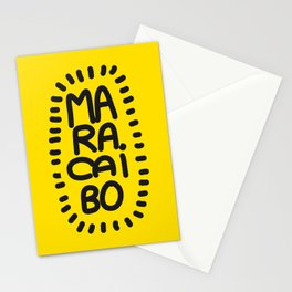 Maracaibo, tierra del sol amada. Stationery Cards