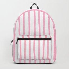 PINK STRIPES Backpack