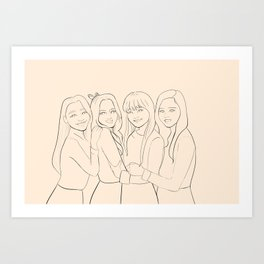 yyxy Art Print