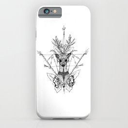 Deerly Beloved iPhone Case