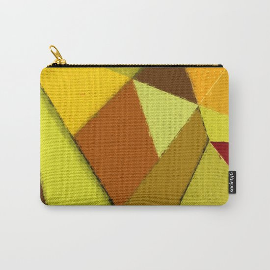 Abstract #377 Carry-All Pouch