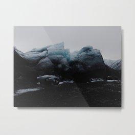 Matanuska Glacier, Alaska - 07 Metal Print