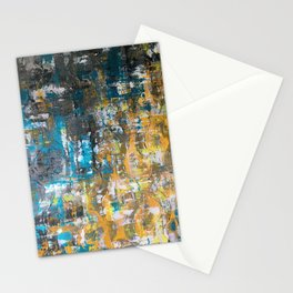 Get your hands dirty Stationery Cards