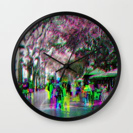 data that is easier to handle, among other things. Wall Clock