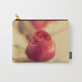 A red rose for your sweetheart ... Carry-All Pouch