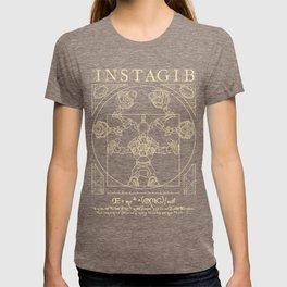 Vitruvian Tinker T-shirt
