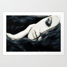 Sea Of Tears Art Print
