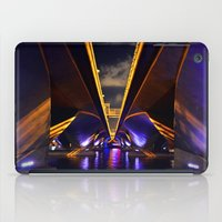 singapore iPad Cases featuring City Reflections, Singapore by Mark Bagshaw Photography