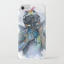 WILDER iPhone Case