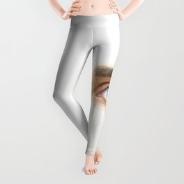 Crying Earth Eye Leggings