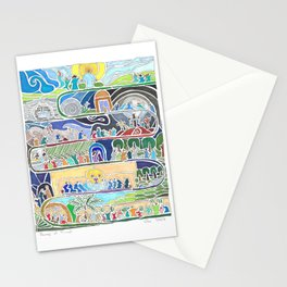 Journey of Triumph Stationery Cards