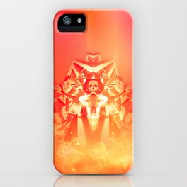 Prometheus Uprising iPhone Case