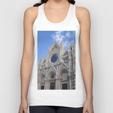Siena Cathedral Unisex Tank Top