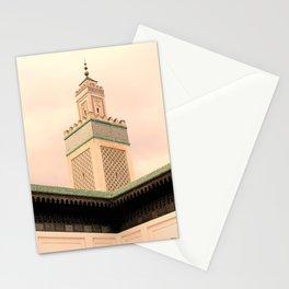 Grande Mosquee de Paris  Stationery Cards