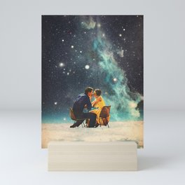 I'll Take you to the Stars for a second Date Mini Art Print