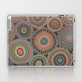 Boho Patchwork-Vintage colors Laptop & iPad Skin