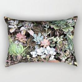 Living Wall Rectangular Pillow