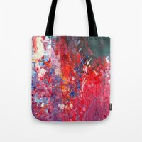 kids Tote Bags featuring Kids by Megan Spencer