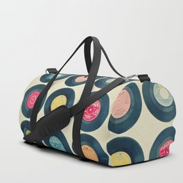 Vinyl Collection Duffle Bag