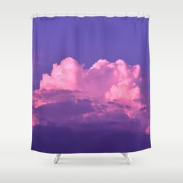 Cloud of Dreams Shower Curtain