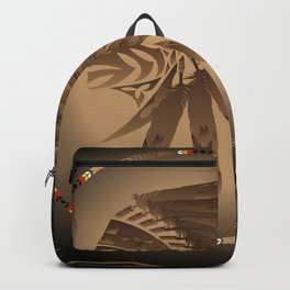 Honor and Strength Backpack