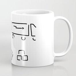 forwarding agent logistics forwarding agency Coffee Mug