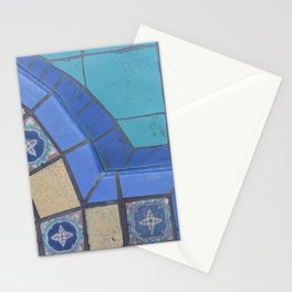 Malaysian Tiles Stationery Cards