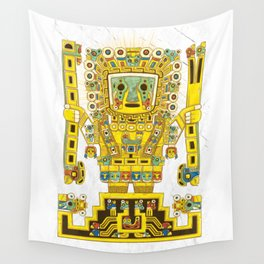 Viracocha Color Wall Tapestry