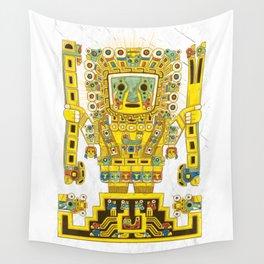 Viracocha Color Wall Tapestry