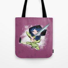 Mulan 2 Tote Bag