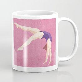 SUMMER GAMES / artistic gymnastics Coffee Mug